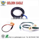Different types induction coil for ignition /ignition inductance coil /lead wire ignition coil from factory