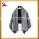 Softextile Blanket Scarf Feeling Air conditioning Shawls Queen Style Girl Dress Women Pashmina Twill