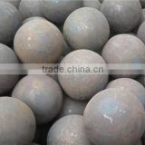 china supplier DIA 20-150mm Wear resistance forged steel grinding balls for mine and copper ore