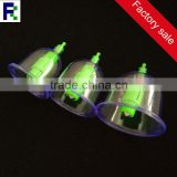 Hot sale Chinese traditional cupping set /Hot sell chinese hijama vacuum cupping