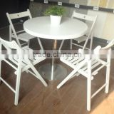 Modern square solid surface acrylic tables for restaurant,made stone dining tables, coffe table