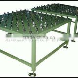 workshop turning working table with ball castors