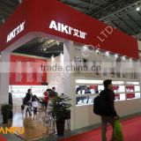 China Exhibition Stand Construction Services for Shanghai Trade Show or Expo