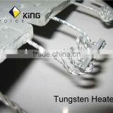 Tungsten Heater and Aluminum Rod 99.6% min.or 99.9%