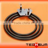 coil induction heater element