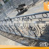 Powder coating wrought iron fence philippines