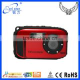 Private uderwater use without waterproof case digital action camera