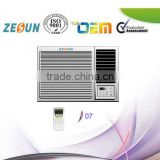 Best sell Window type air conditioner(T1 / T3, Mechanical / Remote, R22 / R410a,9000btu-28000btu)