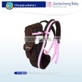 Wholesale fashionable pack baby carrier cotton back carry baby carrier