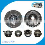 Chinese JN brand clutch pressure plate and cover clutch disc assembly for bus