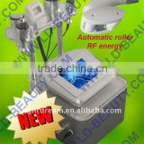 Fat Loss Jimpness Beauty Machine With Automatic Roller SVM+