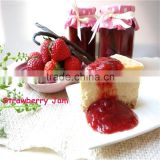 100% Natural Jam Bulk Strawberry Jam in Glass Jam Jars