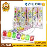 7 In 1 Colorful Gelatina Mini Jelly Pudding Cup