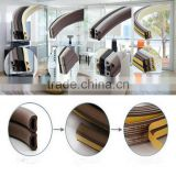 heat resistance extrusion epdm rubber seal strips&self-adhesive rubber sealing for door&windows
