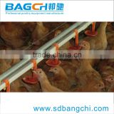 Complete controlled poultry shed farm machinery nipple drinking system for chicken house
