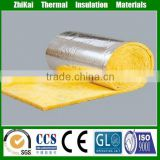 Double Sided Aluminum Foil Faced Fiberglass Insulation roll