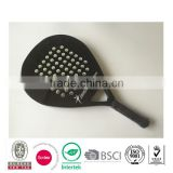 carbon competitive price beach tennis racket