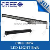 new product combo led light bar offroad 42'' 180w cree led driving light bar single row