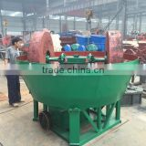 gold grinding machine,roller wet pan mill,minerial gold grinding equipment