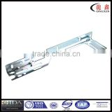 Flag-shape Angle for Garage door - Iron Standard Sizes with ISO 9001- Factory Sale Directly