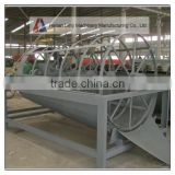 Professional processed trommel screen for wood chips separation