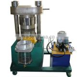 Hot sealing VP-80T Semi-automatic Almond Oil Press Machine Stainless steel neem seed hydraulic oil press