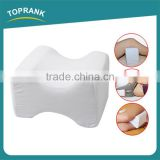 Therapy Comfort travel home rest Contour Memory Foam Leg knee pillow