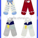 Lovely Animal Patterns Soft Cotton Knitting Winter Warm Boot Socks Infant Toddler Baby Socks