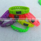 silicone wristband watch direct factory