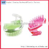 Selling fashion mini hair massager brush