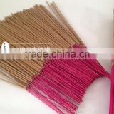 Natural fragrance from Oudh incense sticks with bamboo cored for praying purpose origin Vietnam
