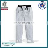 alibaba oem factory in China hot sales boys and girls custom design baby pants chino pants sweat pants