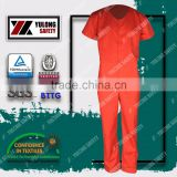Wholesale Manufacture EN16112 Cotton Washable Fireman Coverall With Oeko-Tex 100 Certificate