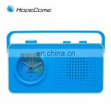 Newest Digital Desk China Retro Portable Mini FM Radio