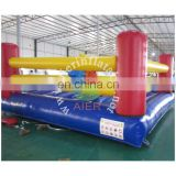 2017 inflatable sport game/jousting sport game/factory price inflatable boxing ring game for adults