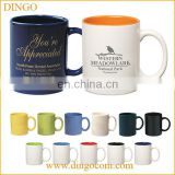 Advertising Photo Printed Custom Ceramic Mug Cups