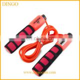 High Quality Fast Speed PVC Wire Jump Rope with Counter