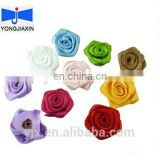 flower making.rosette bow.artificial bow