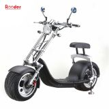 2018 li-ion battery electric scooter with high quality citycoco harley 1000w motor front rear shock absorption