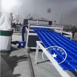 PVC glazed tile making machine