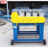 Rubber latex processing sheeting machine