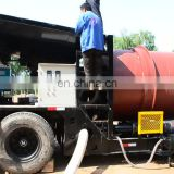 Mobile gold trommel wash plant placer gold mining equipment