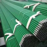 Square Steel St37 , St52 3.5 Galvanized Pipe