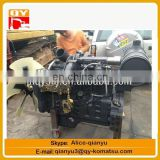 used and genuine new excavator pc200-7 saa6d102e-2 engine assy