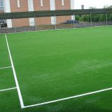 UV-Protection SGS Approved Artificial Grass For Football Filed