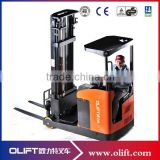 2.0 ton Electric Reach pallet Truck for warehouse                                                                         Quality Choice