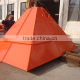 Industrial hopper,storage hopper from Huahong for sale