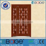 BG-AF9005 carved double doors/double entry doors modern/double shed steel doors