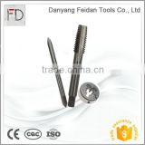 Alloy HSS Metric and Inch Standard Hand Taps and Round Dies