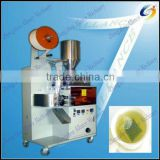 factory supply filter bag packing machine, tea bag filling machine ( with thread)